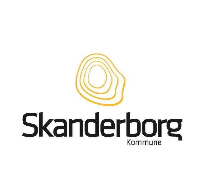 Skanderborg Kommune logo