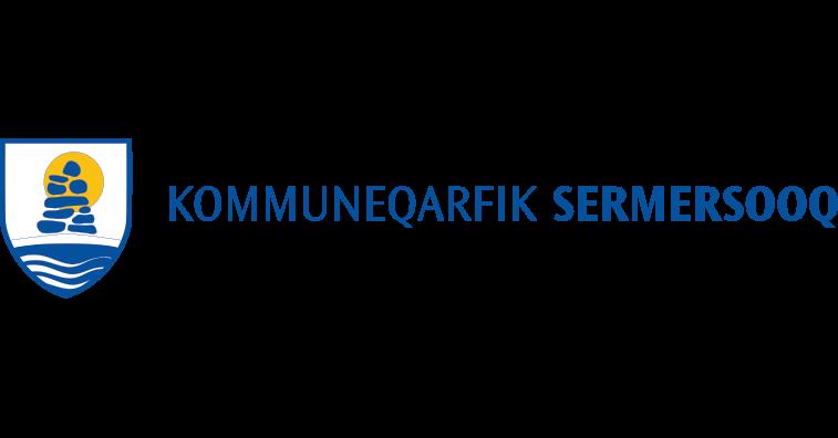 Sermersooq Kommune logo