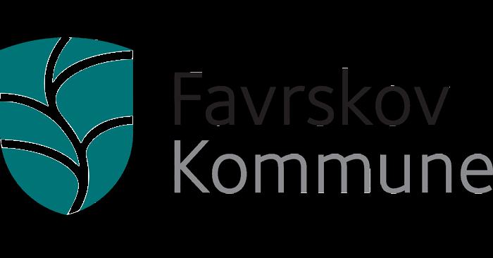 Favrskov Kommune logo